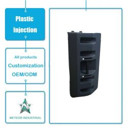 Customized Plastic Injection Molded Products Soundbox Enclosure