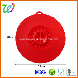 Wholesale Household Silicone Kitchen Items Pot Lids Food Cover