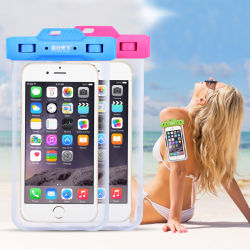 2018 New Design Waterproof Phone Bag for Water Sports