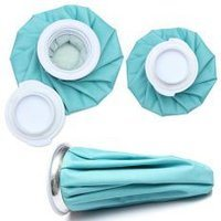 Blue Color Medical Ice Bag Sports Enthusiasts Specialty