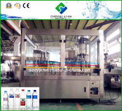 Automatic 500ml Pet Bottle Mineral Water Bottling Equipment