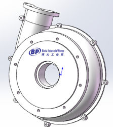 Slurry Pump Parts Rubber Parts & Metal Parts