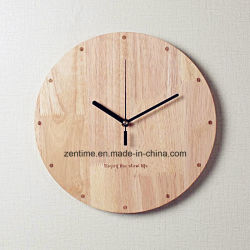 Hot Selling Top Quality Fashionable Wholesale Round Clock