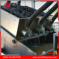 Industrial Screw Filter Press for Sludge Dewatering Treatment