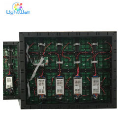 High Quality Full Color Outdoor Big Sport HD TV LED Screen Board with Fixed LED Panel for Advertising Use