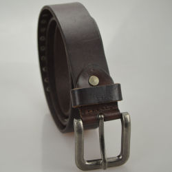 Tailor Smith Classic Formal Fashion Men's Genuine Leather Belt Top Quality (B-03)