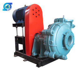 Single Stage Heavy Duty High Pressure Chrome Alloy Slurry Pump