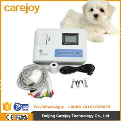 Single Channel Veterinary ECG Device for Animals -Fanny
