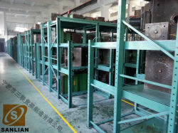 Warehouse Storage Slid Mould Racking