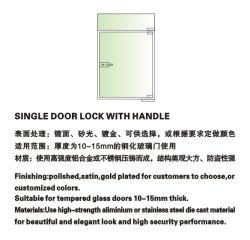 Wholesale Hardware Glass Door Lock
