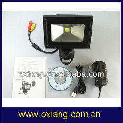 Home Monitor Home Garden Light Hidden DVR Wireless CCTV Camera LED Light for Video Camera Waterproof WiFi PIR Light Camera Zr710W