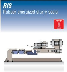 Slurry Pump Seal Ris, Flowserve Seal Ris