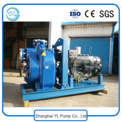 8 Inch Cast Iron Self Priming Centrifugal Diesel Water Pump