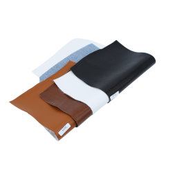 PU Artificial Leather for Furniture and Carseat with Litchi Grain