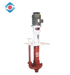Vertical Large Solid Handling Slurry Pump Mud Vertical Pump Submersible Pump