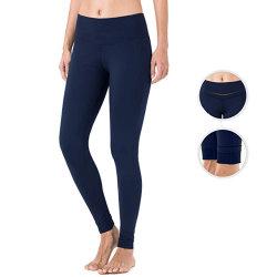 c244b2f4960e11 Women's Fleece Lined Warm Thermal Wide Band Tights Yoga Pants Winter  Leggings