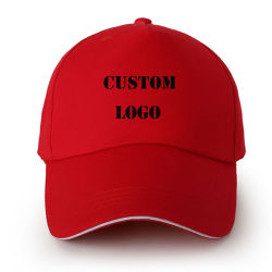Custom Embroidery Logo 6 Panel Dad Hats/Cheap Sports Baseball Cap