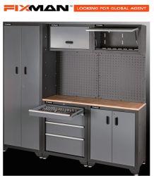 China Metal Garage Cabinets