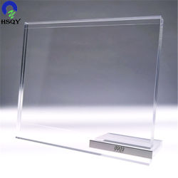 3mm 5mm 8mm 10mm Clear Plastic Sheet Acrylic PVC Pet PC PS Sheet for Table Shields and Screen