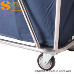 Stainless Steel Hotel Service Cart /Cleaning Service Cart (SITTY 90.3202H)