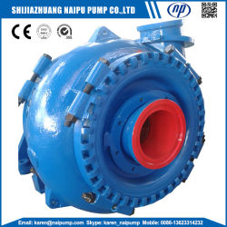 High Chrome Single Casing Suction Hopper Sand Gravel Pumps