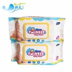 Wholesale Baby Wet Wipes Vitamin E Organic Baby Tissues