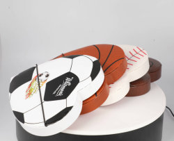 Sports Series Four Sets Heart Chocolate Paper Gift Box