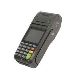 Android Handheld Barcode POS Terminal Machine System Cash Register Magnetic Credit Card Swipe Payment Portable Bill POS Terminal Machine Plastic Injection Mould