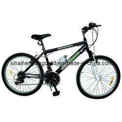 """Black Simple 26"""" Mountain Bicycle with Best Price MTB-068"""
