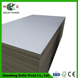 Indoor Usage and Wood Material 15mm/18mm Particle Board Melamine Chipboard