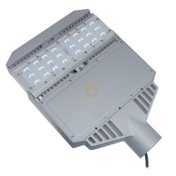 Philips LEDs Waterproof IP66 Outdoor 80W LED Garden Street Light with Meanwell Driver