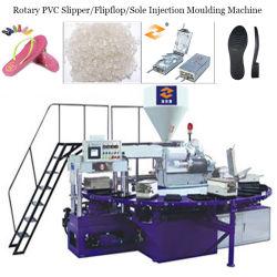 Single Color PVC Sport Shoes Injection Machine