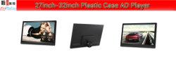 Acrylic/Cardboard Pop LCD Video Display