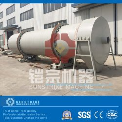 No Dust and Pollution Coal Slurry Rotary Dryer