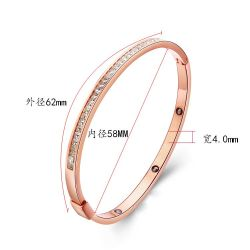 Stainless Steel Bracelet Fashion Jewelry Gift