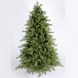 artificial christmas trees pe umbrella christmas tree with led lights decorations - Umbrella Christmas Tree