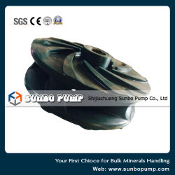 Centrifugal Slurry Pump A05 High Chrome Alloy Impellers