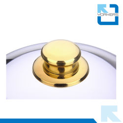 New Style Stainless Steel Dome Food Cover & Round Shape Dish Cover
