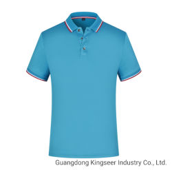Factory Wholesale Retail Promotion Custom Trackurits Logo Dry Fit Plain Cotton Polo Shirt Golf Clothes Sports Top Polo Shirts for Men
