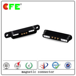 3pin Male and Female Magnetic Connector with Strong Power