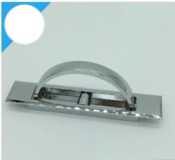 Manual Zin Alloy Table Desk Wardrobe Cabinet Furniture Hidden Tatami Handle