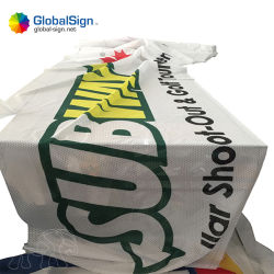 Shanghai Globalsign Digital Printing Poly Mesh Banner Design