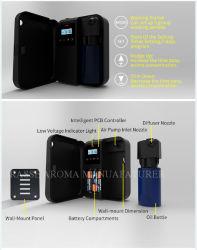 Air Automatic Working Fragrance Oil Machine, Hotel Air Freshener Dispenser Essential Oil Vaporizer Hz-100