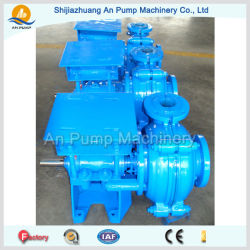 High Efficiency Long Service Life Horizontal Centrifugal Slurry Pump