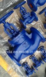 DIN3356 GG25 PN16 cast iron globe valves