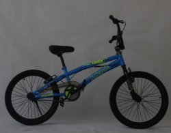 20'' Steel Rigid Freestyle BMX Bike with Variour Colors Options