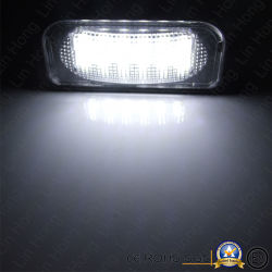 2X 18LED 3528 SMD Error Free License Plate Light (for Benz W203 4D 01-07)