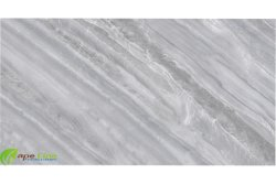 Feldspar Natural Grain Grey Glossy Marble for Wall Tiles (600 X 1200 mm)