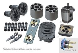 Replacement Hydraulic Slurry Pump Parts