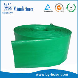 Best Sales Green PVC Lay Flat Hose in China